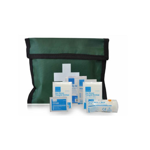 Suitable for up to 10 people. A low to medium risk first aid kit. Compact and durable, HSE compliant, internal compartments. Ideal for small offices, workshops and warehouses