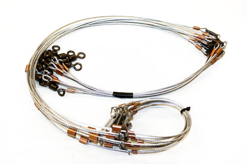 Fox Snares - pack of 10, Pest Control, Quill Productions