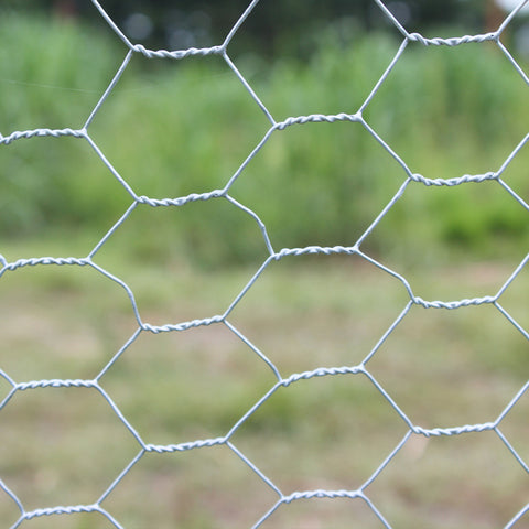 Galvanised Wire Netting 20 Gauge