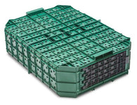 Transport Crate - Green | Rearing Accessories | Quail Crate