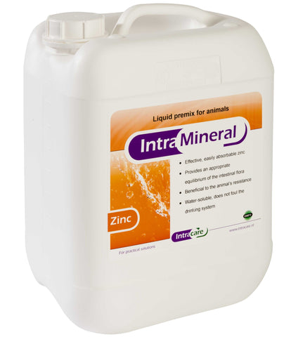 Intra Mineral Zinc | Pig & Poultry Supplement