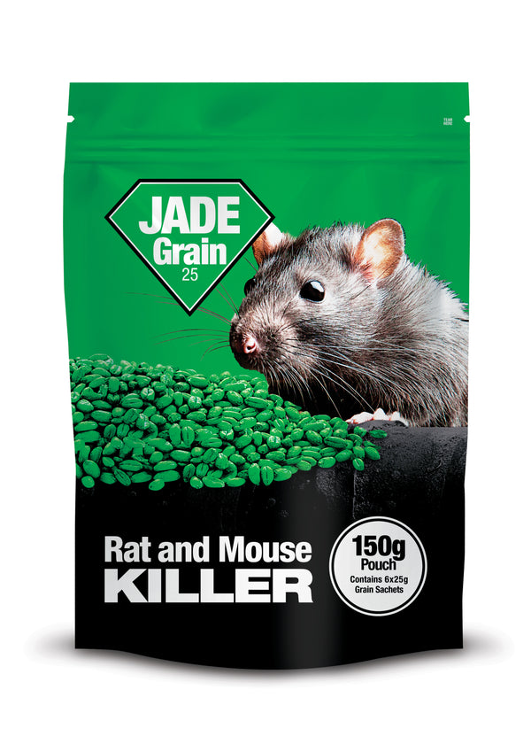 Jade Grain, Pest Control, Rat Poison