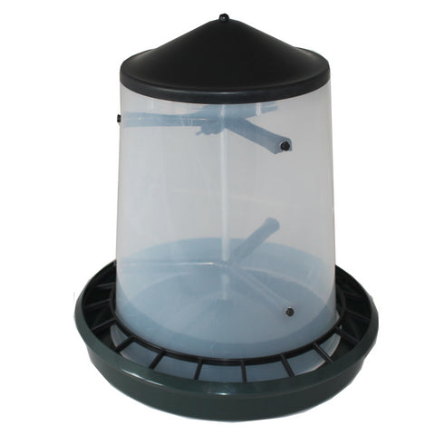 Indoor King Feeder with Clear Tube