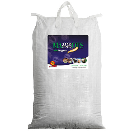 Maggots Sack 20KG, Pest Control, Quill Productions