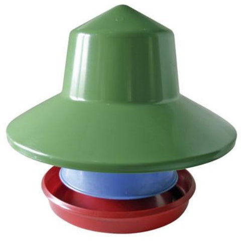 Manola Feeder Outdoor (with Green Top Hat), Feeder, Quill Productions