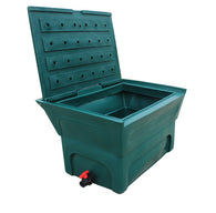 Quill Cleaning Tank with lid and outlet, Water Tanks, Quill Productions