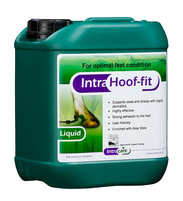 Intra Hoof-fit Spray Liquid, Hoof & Skin Care, Quill Productions