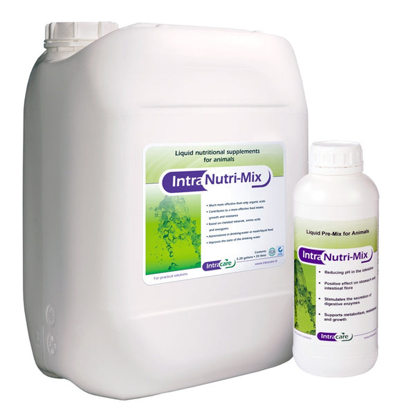 nutrimix, intra nutri mix, nutrimix organic acid for pigs and poultry