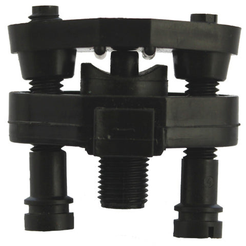 "Saddle Connector with Shut Off (""on/off saddles""), Plumbing, Quill Productions"