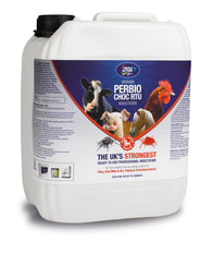 perbio 5 litre, red mite ready to use spray, perbio choc rtu