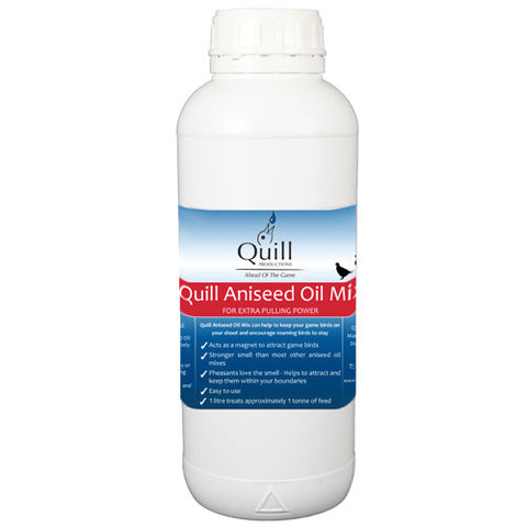 Quill Aniseed Oil, Vitamins, Quill Productions