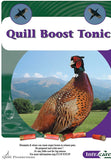 Quill Boost Tonic, pheasant tonic, boost tonic, game bird tonic