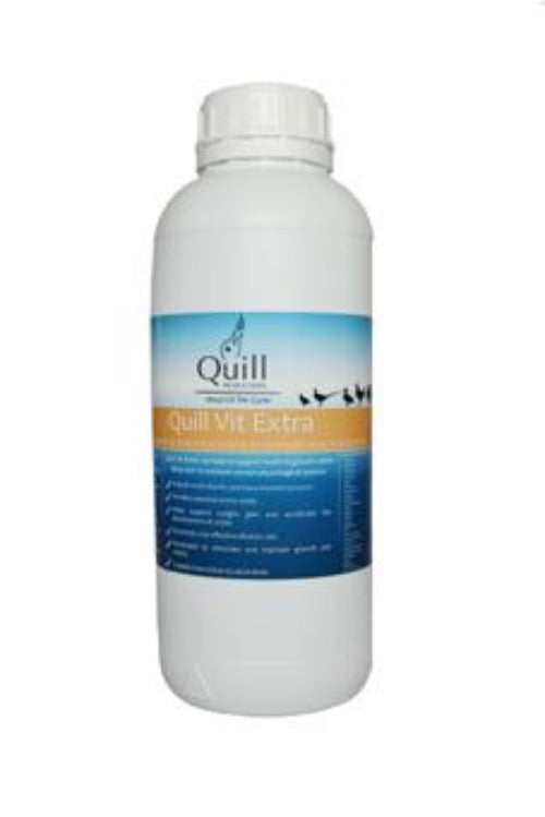 Quill Vit Extra, Vitamins, Quill Productions