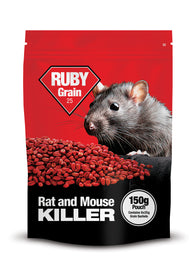 Ruby Grain Rat Bait - Pest Control - Rat Poison