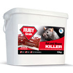 Ruby Whole GRAIN, Pest Control, Quill Productions