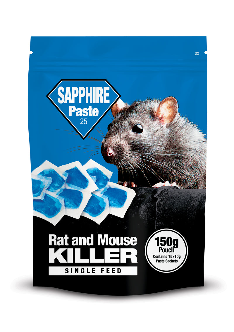 Sapphire Paste - Pest Control - Rat and Mice Poison