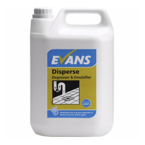 Disperse Drain Cleaner