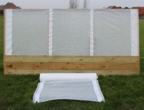 Shelterflex 3m x 45m, Fencing, Quill Productions
