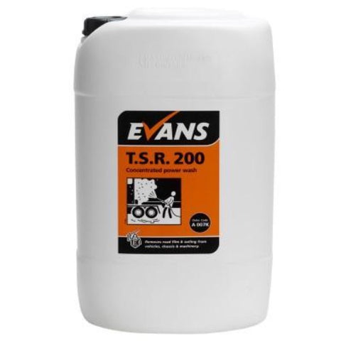 TSR 200 (25ltr), Chemicals, Quill Productions