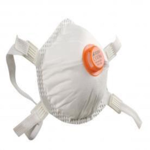 Respirator FFP3 3030V (5/pk), PPE, Quill Productions
