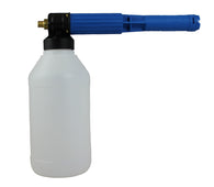 Foaming Lance with Regulator and Bottle, disinfecting equipment, Quill Productions