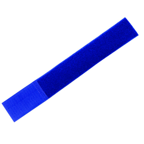 Leg Bands Nylon Shoof (10/pk) - BLUE, Farm Accessories, Quill Productions