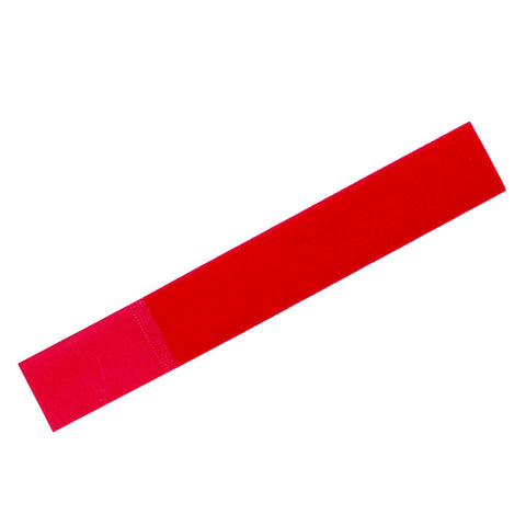Leg Bands Nylon Shoof (10/pk) - RED, Farm Accessories, Quill Productions