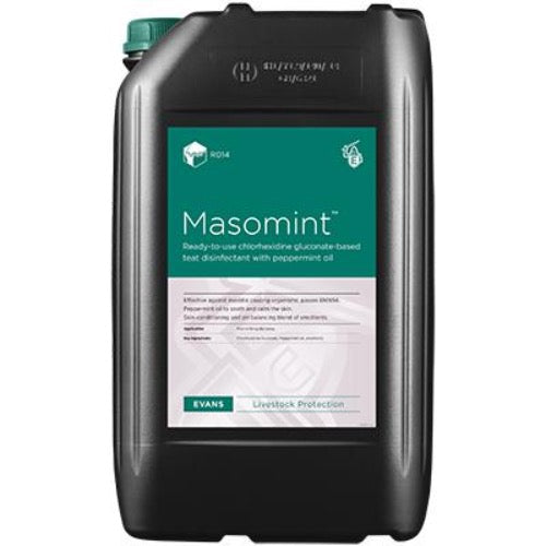 Masomint Teat Dip | Peppermint To Soothe