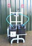 Quill Disinfectant Trolley, disinfecting equipment, Quill Productions