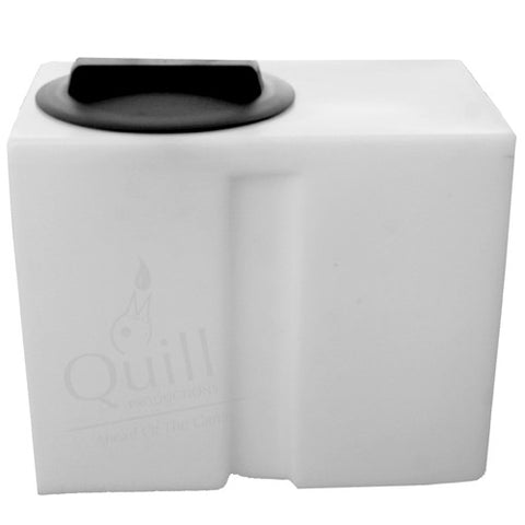 "Quill Header Tank - 40L - NATURAL - WITH 1/2"" OUTLET, Water Tanks, Quill Productions"