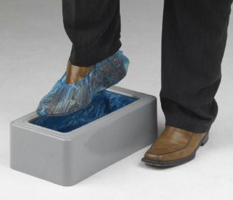 Automatic Shoe Cover Dispenser, Biosecurity, Quill Productions