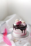 PETITE RED VELVET ICE CREAM CAKE