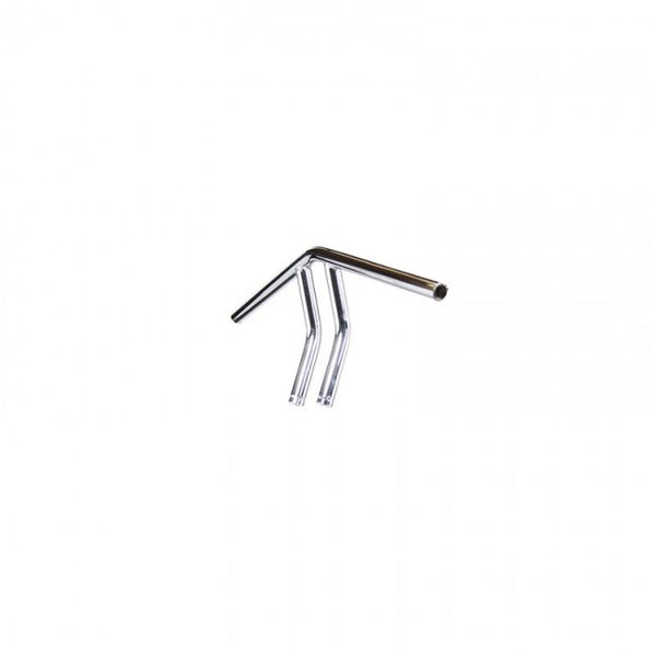 "1"" Whiskey Handlebars Chrome"