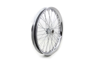 "21"" Front Spool Wheel"