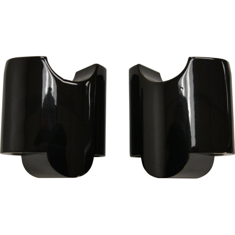 "2"" RISER EXTENSIONS LA CHOPPERS - BLACK"