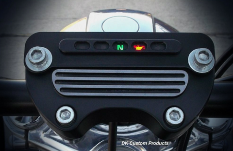 Sportster Indicator Lights Bracket