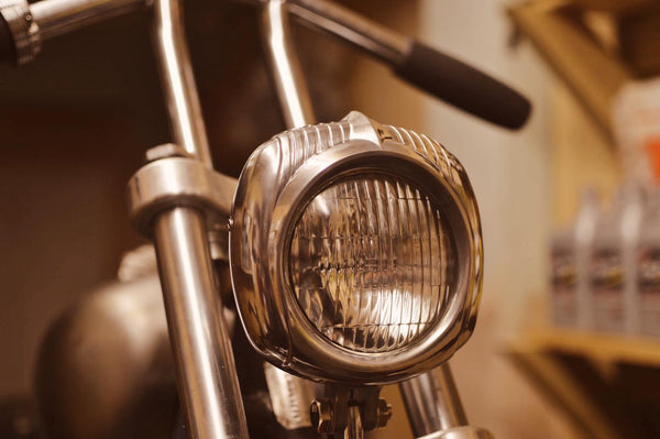 "Electroline Chopper Headlight 4.5"" Lens"
