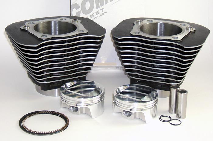 Hammer Performance 883 to 1275 XL Sportster 1986-Present Conversion Kit