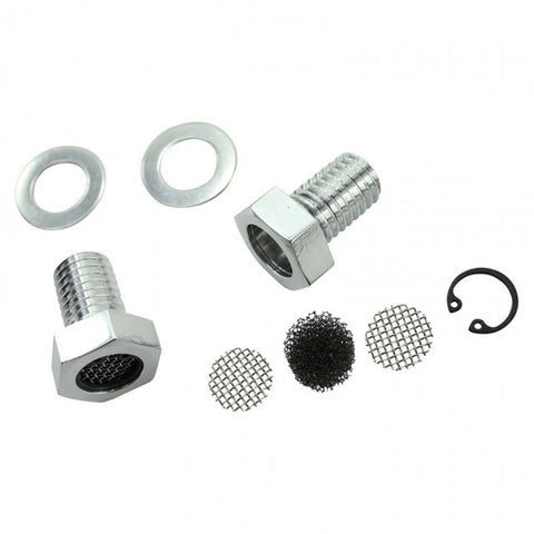 TC Bros Breather Bolts For 91-UP Sportster & EVO Big Twin