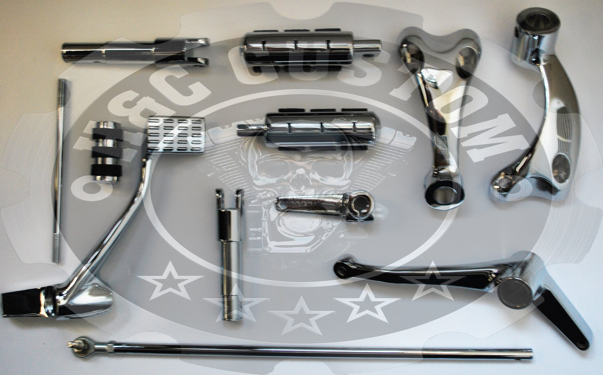2014-2020 Sportster Forward Controls For Harley Davidson XL CHROME