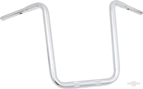 "1 1/4"" Ape Hanger Bars Chrome 17"""