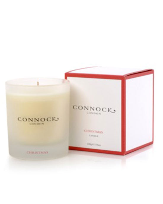Connock Christmas Candle - shopatstocks
