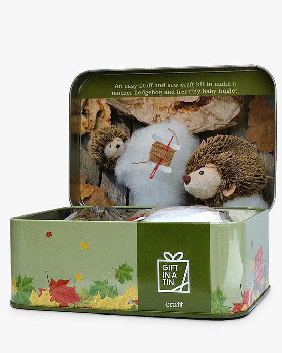 Kids Sewing Kit - Sew Me Up Hedgehog - shopatstocks