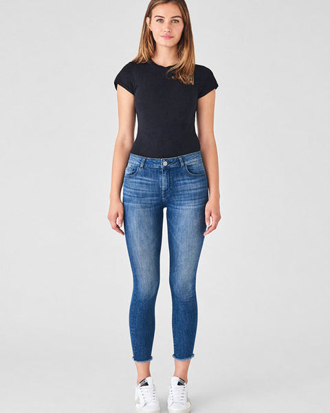 Florence Cropped Jeans - shopatstocks