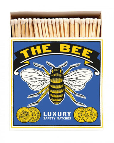 The Bee Square Matchbox