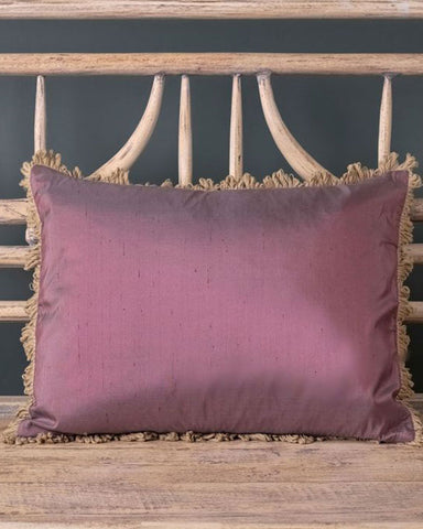 Silk Cushion Blackberry