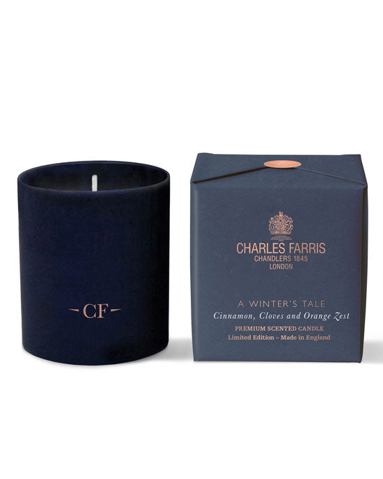 Charles Farris Candle Winter's Tale