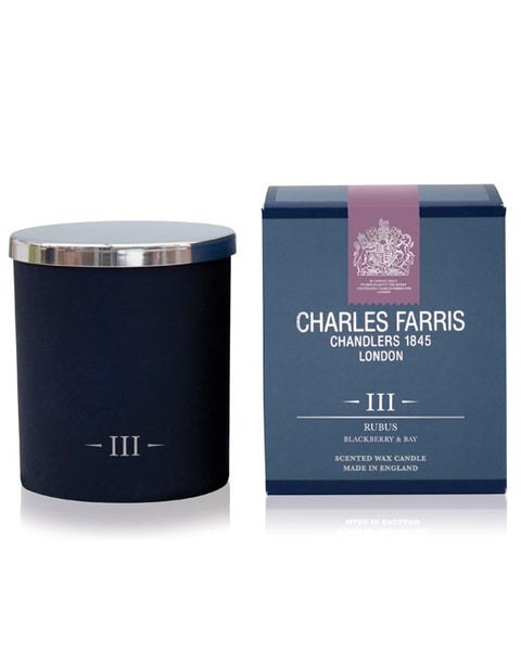 Charles Farris Candle