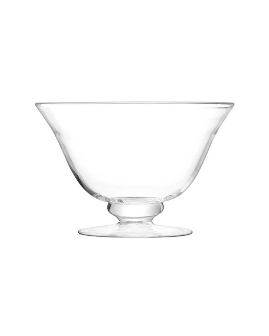 Serve Footed Bowl