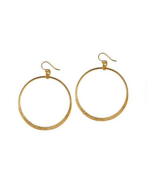 Gipsy Creole Hoop Earrings